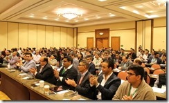 Ismaili entrepreneurs and investors from nine countries gathered in California's Silicon