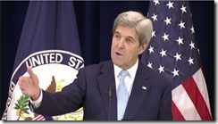 John Kerry on two-state solution