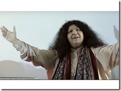 Screengrab of Abida Parveen's latest release titled Mulk-e-Khuda.
