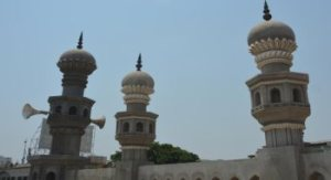 Thanks to the Aga Khan Trust for Culture, Hyderabad of minarets living up to its name!