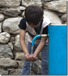 All funds raised will go toward providing clean water and sanitation to over 75,000 people in rural Tajikistan, Central Asia's least developed country.