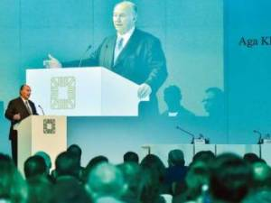 Aga Khan warns climate change will affect Muslim world | Gulf News
