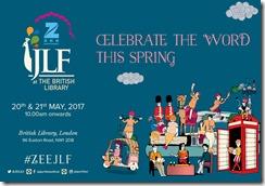 Jaipur Literature Festival in London 2017