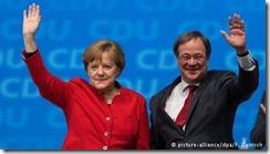 Merkel and Laschet