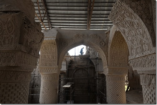 AFGHANISTAN-ARCHAEOLOGY-ISLAM-RELIGION