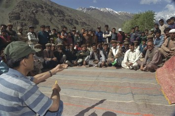 Aga Khan Rural Support Programme began its community-based development work in Pakistan in the 1980s.