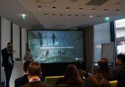 Conférence sur l'intelligence artificielle chez Microsoft
