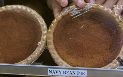 The Navy Bean Pie, Created by black Muslims in the Nation of Islam in the 1930s